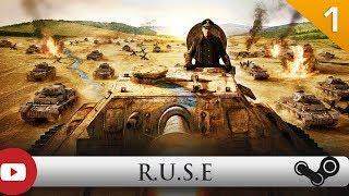 R.U.S.E #1 |  R.U.S.E al día de hoy | Gameplay Español