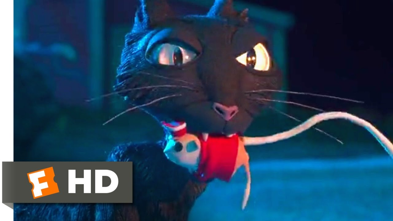 Coraline Cat Vs Mouse Fandango Family Youtube