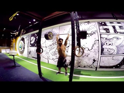 Crossfit.Motivation.Hard Training.WOD.China.Shenzhen