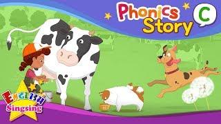 Phonics Story C - English Story - Educational video for Kids