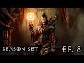 KANAI'S CUBE OBTAINED | Diablo 3 | Road to Season Set #8