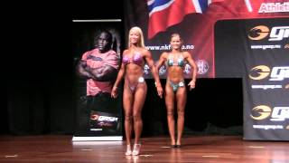 NM2012 Bodybuilding & Fitness 2012 | Kristine Weber