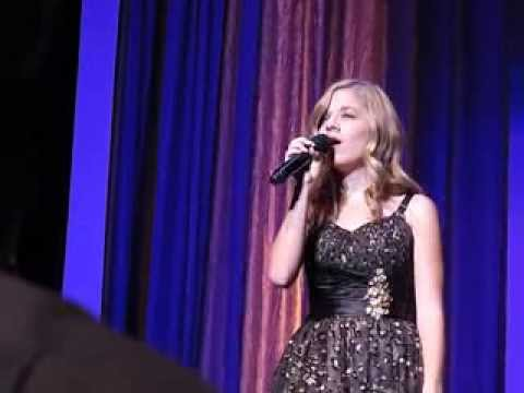 Jackie Evancho - My Heart Will Go On - Cupertino Concert, 11-8-2013