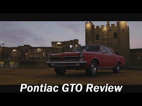 1965 Pontiac GTO Review (Forza Horizon 4)