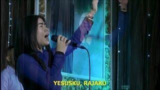 Gambar cover Dengan sayapMu by Rachel Mutiara | Lagu Rohani Kristen