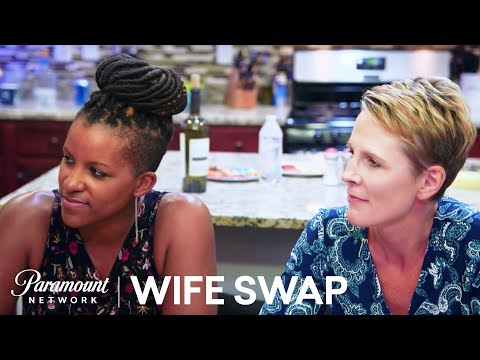 'Am I Allowed To Say Gay?' | Wife Swap Highlight