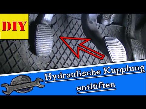 ⏩Hydraulische Kupplung Entlüften Schritt Für Schritt Geberzylinder B.z.w Nehmerzylinder Wechsel