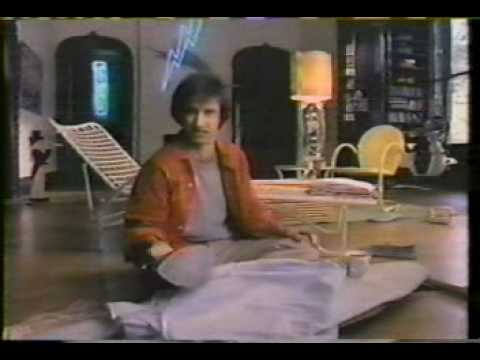 Bronson Pinchot Maxwell House coffee commercial