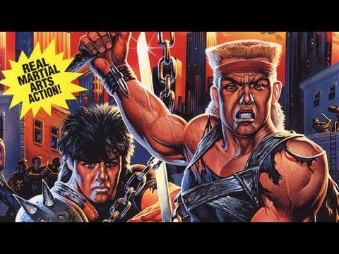 Classic Game Room - DOUBLE DRAGON 3 Sega Genesis review thumbnail