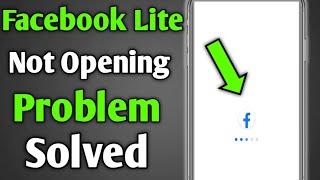 How to fix facebook lite not opening problem solved|Facebook lite nai open horaha|Fb lite error screenshot 2