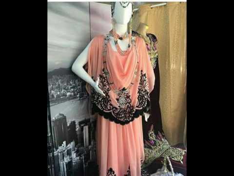Modele de robe de soiree chaoui magnifique 2017 youtube for Vente robe chaoui