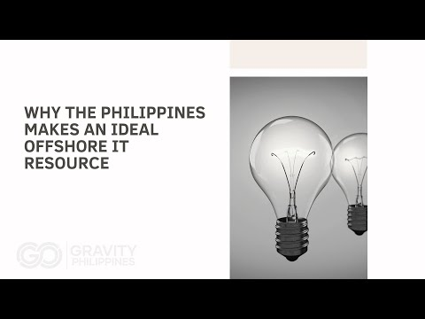 Why the Philippines Makes an Ideal Offshore IT Resource