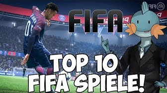 Top 10 Fifa Spiele - RGE