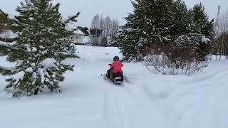 Детский Снегоход Тайга РМ Рысь