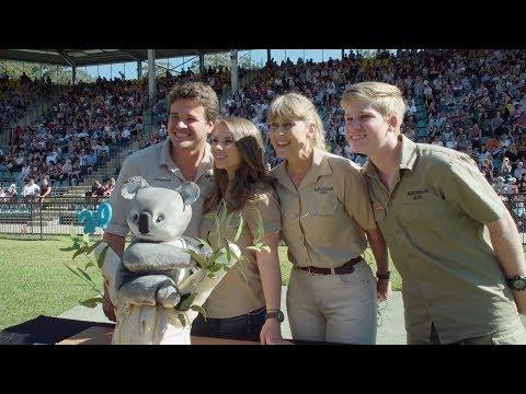 Bindi Irwin Celebrates 20th Birthday at Australia Zoo