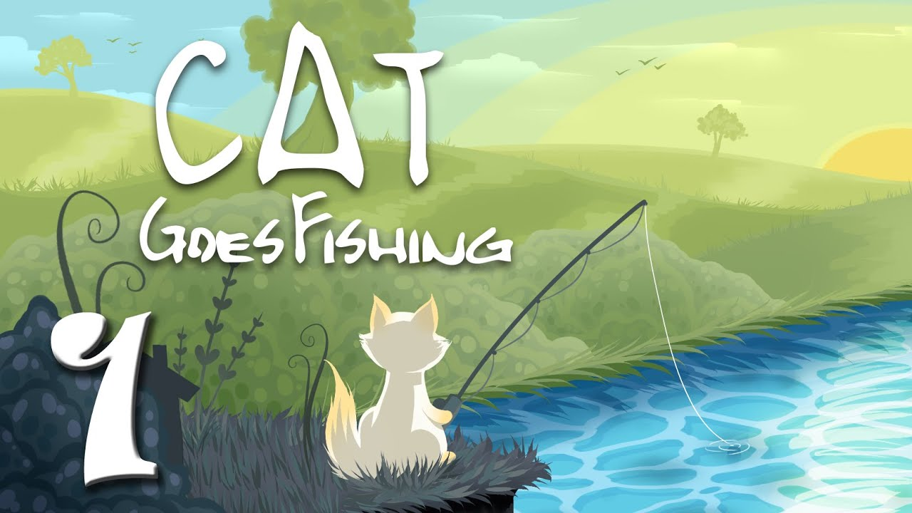 Cat Goes Fishing Spielen