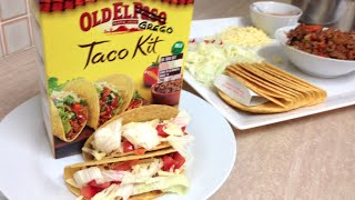 Taco Dinner Box How To Make Tacos Greg S Kitchen Youtube