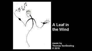 A Leaf in the Wind (serene gentle instrumental music)