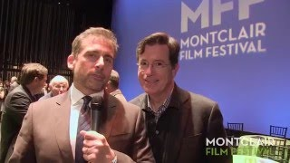 Stephen Colbert & Steve Carell In Conversation at the Montclair Film Festival
