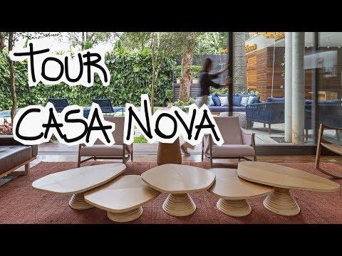 TOUR COMPLETO CASA NOVA