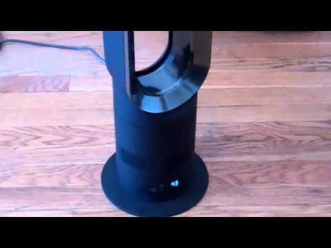 dyson hot and cold fan instructions