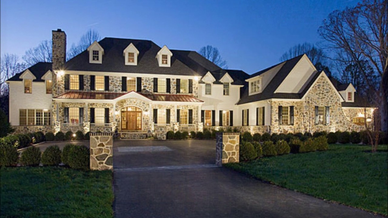 Washington dc luxury homes youtube for Washington home builders