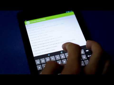 Aplicación Android - Películas Gratis Online