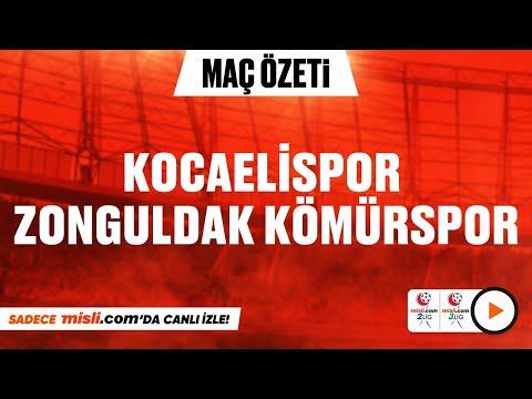 30.12.2020 | Kocaelispor 3-1 Zonguldak Kömürspor | Misli.com