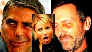 Неудачные фото звёзд Голливуда Celebrities