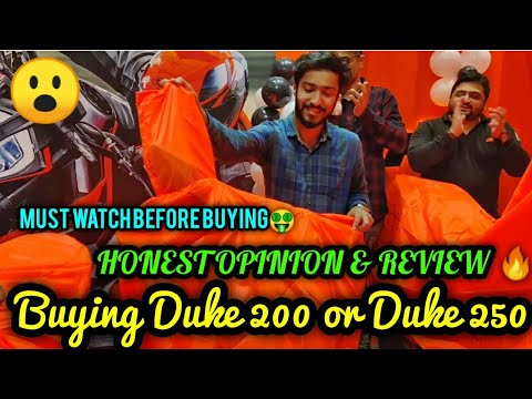 buying-duke-200-over-duke-250-|-honest-review-&-opinion-#duke200-#duke200-#bs6duke250-#bs6duke200