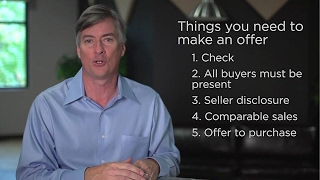 """Home Buyer 101 - Session 4 """"Making an Offer"""""""