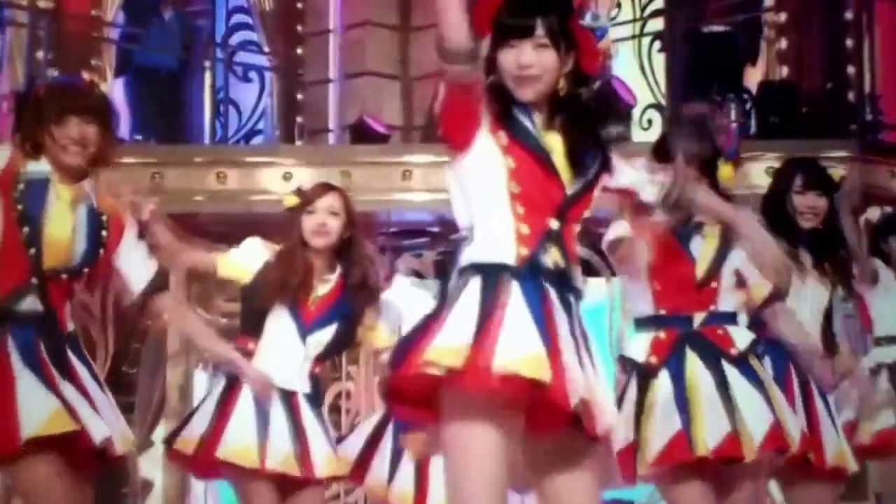 戀するフォーチュンクッキーakb48 - YouTube