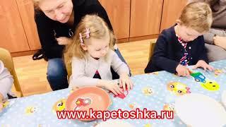 Чем занять малыша дома Крупные Пазлы Дети от 2х лет