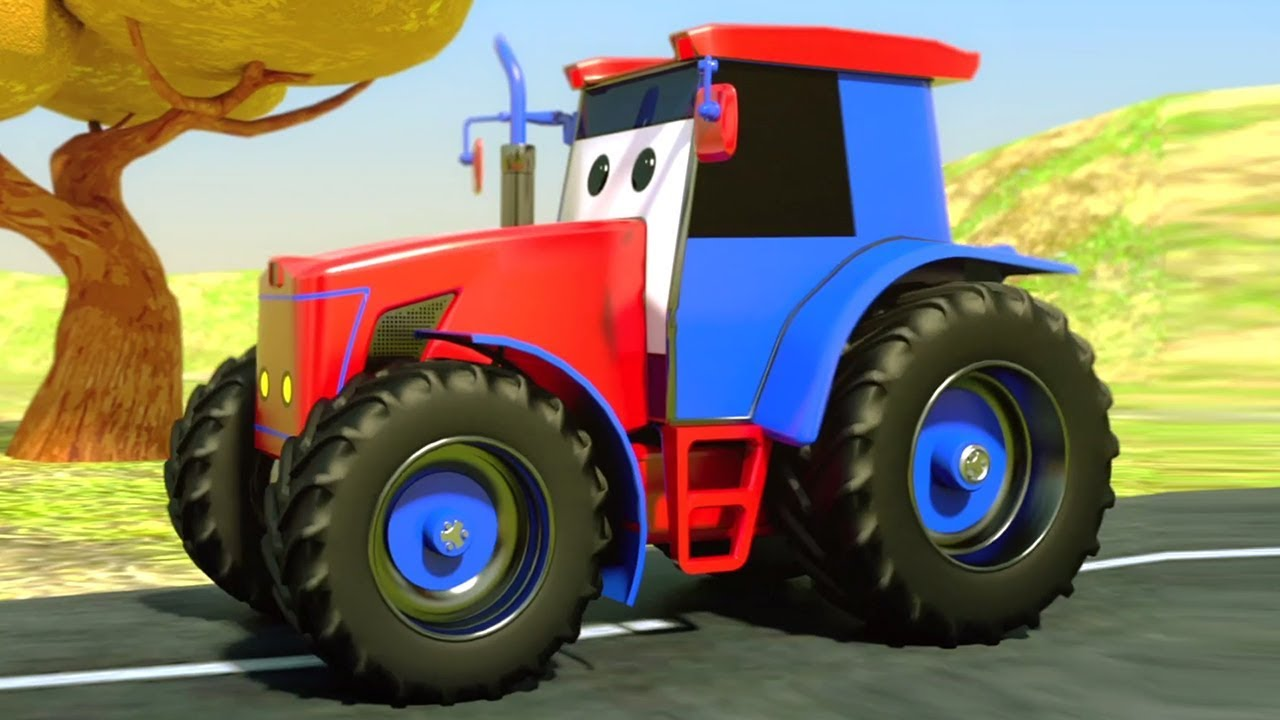 traktor kinderspielzeug videos baby lernen tractor kids tv deutschland deutsch kinder. Black Bedroom Furniture Sets. Home Design Ideas