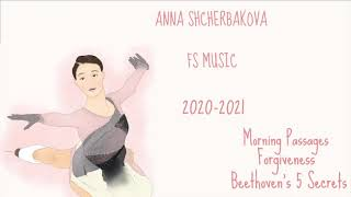ANNA SHCHERBAKOVA FS MUSIC 2020 2021