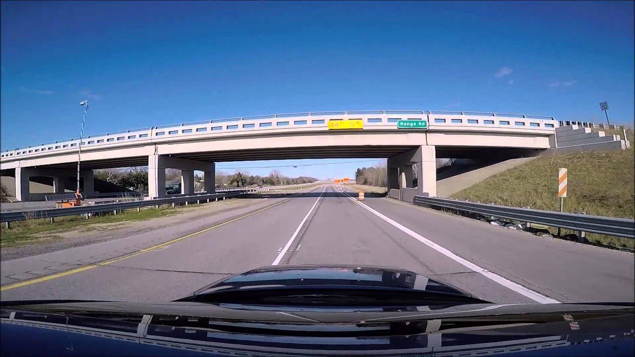 I-94 / I-69 Construction - Port Huron Township, Michigan