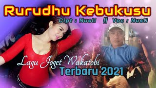 Rurudhu Kebukusu (OFFICIAL) Cpt Nusli    Lagu Joget paling Terbaru 2021   