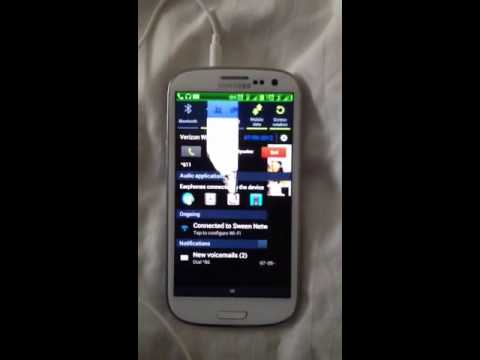 Is your Samsung Galaxy S3 affected with a screen flickering