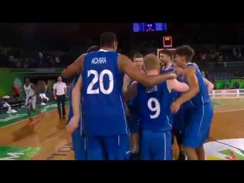 BasketballPaisley Players Gold Coast Commonwealth Highlights 2018