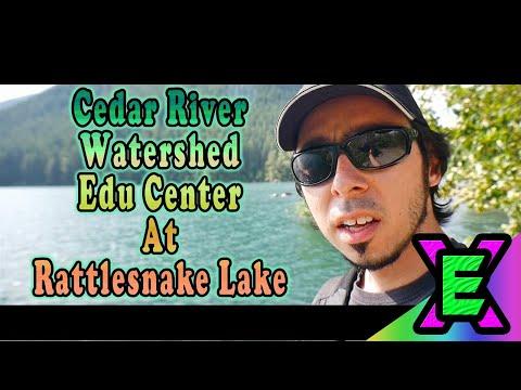 Cedar River Watershed Edu Center At Rattlesnake Lake (2017)