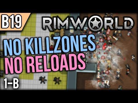 Try 2; Still Merciless! | Let's Play RimWorld Gameplay Beta 19 Ep 1-B (No Mods)