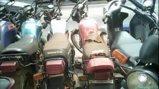 Motos compradas como sucata em leilões circulam irregularmente em SP