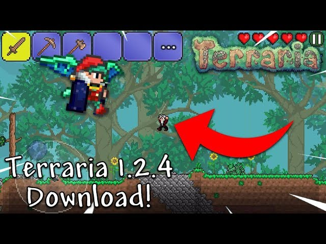 terraria android character download