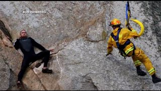 Worst Proposal Ever? | Man Rescued From Cliff After Proposal Gone Awry