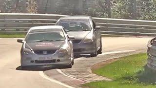 Nordschleife ᴴᴰ 08 09 2018 Almost Crash Audi, Action, Highlights Touristenfahrten Nürburgring