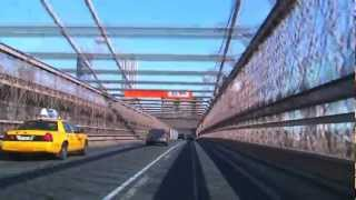 New York City: Blue Sky Morning - LIE to BQE