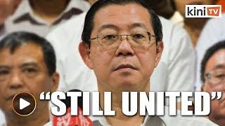 DAP still united, says Guan Eng after 5-hour meeting on khat