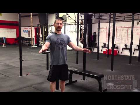 CrossFit Bench Press - Northstate CrossFit