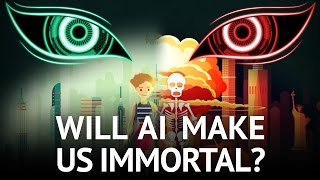 Will AI make us immortal? Or will it wipe us out? Elon Musk, Ray Kurzweil and Nick Bostrom.
