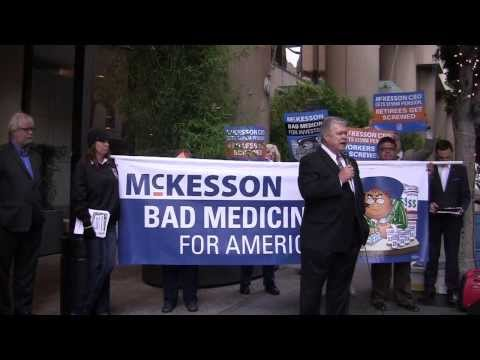 Teamsters Highlight Pay Disparities at McKesson: Shareholders Reject CEO Pay